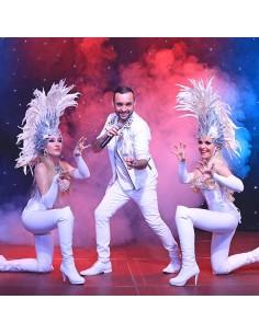 Nouvel an russe avec le spectacle MARUSHKA